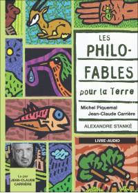 LES PHILO-FABLES POUR LA TERRE - Michel Piquemal - Audio Numerique
