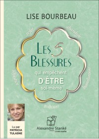 LES 5 BLESSURES QUI EMPÊCHENT D'ÊTRE SOI-MÊME -  Audio Numérique