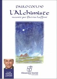 L'ALCHIMISTE - Paulo Coehlo  - Audio Numerique