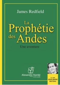 LA PROPHÉTIE DES ANDES - Audio Numérique