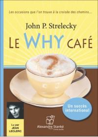 LE WHY CAFÉ - Audio Numérique