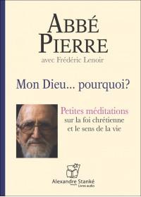 MON DIEU... POURQUOI ? - Audio Numérique