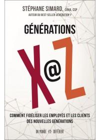 GÉNÉRATION X@Z