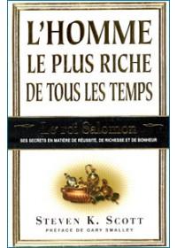 L'HOMME LE PLUS RICHE DE TOUS LES TEMPS - OCCASION