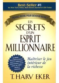 LES SECRETS D'UN ESPRIT MILLIONNAIRE - OCCASION