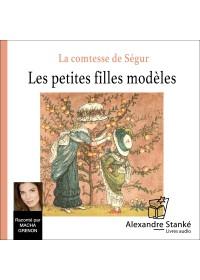 LES PETITES FILLES MODÈLES - Audio Numérique