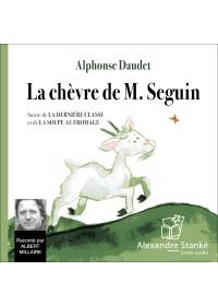 LA CHÈVRE DE MONSIEUR SEGUIN - Audio Numérique