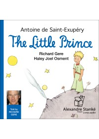 THE LITTLE PRINCE Version Anglaise - Audio Numérique