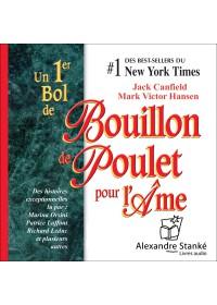 UN 1ER BOL DE BOUILLON DE POULET POUR L'ÂME - Audio Numérique