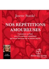NOS RÉPÉTITIONS AMOUREUSES - Audio Numérique