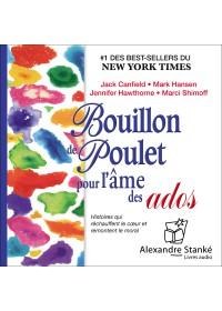 BOUILLON DE POULET POUR L'ÂME DES ADOS - Audio Numérique
