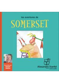 LES AVENTURES DE SOMERSET - Audio Numérique
