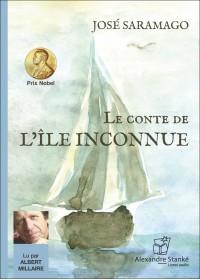 CD - LE CONTE DE L'ÎLE INCONNUE