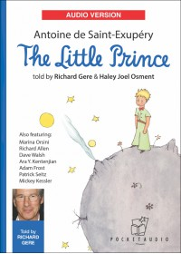 CD - THE LITTLE PRINCE Version Anglaise