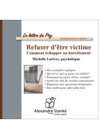 REFUSER D'ÊTRE VICTIME - Audio Numérique