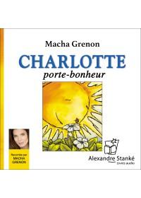 CHARLOTTE PORTE-BONHEUR - Audio Numérique