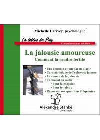 LA JALOUSIE AMOUREUSE - Audio Numérique