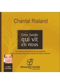 CETTE FAMILLE QUI VIT EN NOUS - Audio Numérique
