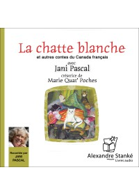 LA CHATTE BLANCHE - Audio Numérique