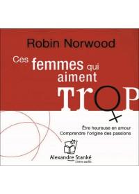CES FEMMES QUI AIMENT TROP - Audio Numérique