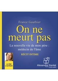 ON NE MEURT PAS - Audio Numérique