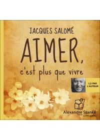 AIMER, C'EST PLUS QUE VIVRE - Audio Numérique