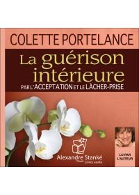 LA GUERISON INTERIEURE - Colette Portelance - Audio Numerique