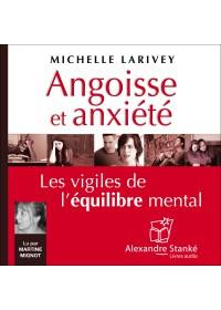 ANGOISSE ET ANXIÉTÉ - Audio Numérique