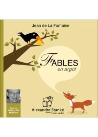 FABLES EN ARGO - Audio Numérique