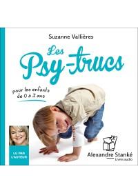 LES PSY TRUCS - Suzanne Valliere - Audio Numerique