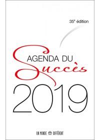 AGENDA DU SUCCÈS 2019 - Format Poche Spirales