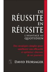 DE RÉUSSITE  EN RÉUSSITE - OCCASION