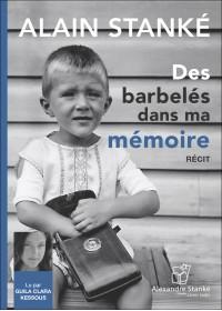 CD - DES BARBELÉS DANS MA MÉMOIRE