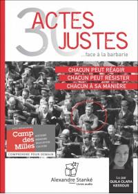 CD - 30 ACTES JUSTES
