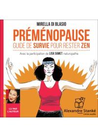 PRÉMÉNOPAUSE - Audio Numérique