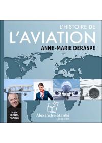 L'HISTOIRE DE L'AVIATION - Audio Numérique