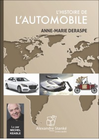 CD - L'HISTOIRE DE L'AUTOMOBILE