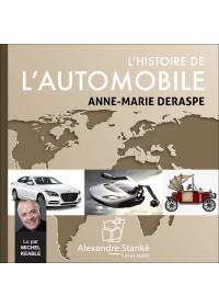 L'HISTOIRE DE L'AUTOMOBILE - Audio Numérique