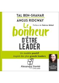 LE BONHEUR D'ÊTRE LEADER - Audio Numérique