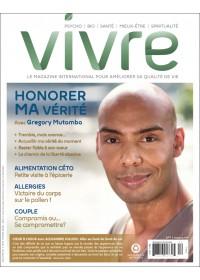 MAGAZINE VIVRE - MARS AVRIL 2019