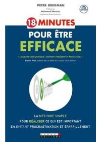 18 MINUTES POUR ÊTRE EFFICACE - OCCASION