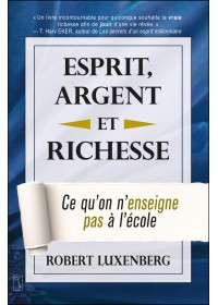 ESPRIT ARGENT ET RICHESSE - OCCASION